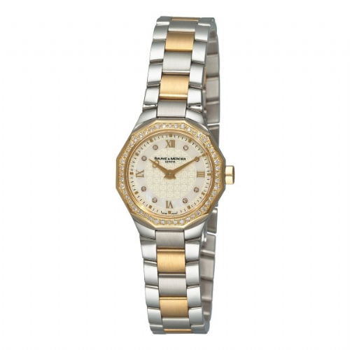BAUME & MERCIER Riviera Diamond Ladies Watch 8550